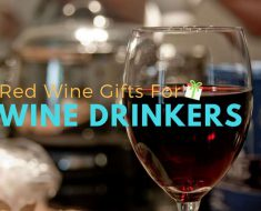 the Red wine gifts for wine drinkers