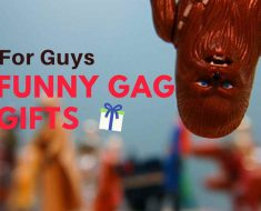 Best Funny Gag Gifts For Guys