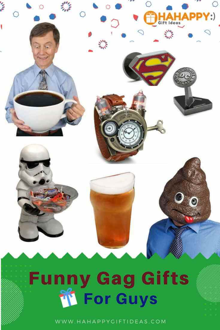 Funny Gag Gifts For Guys