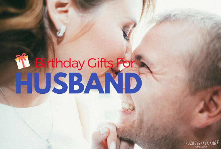 Unique Birthday Gifts For Husband
