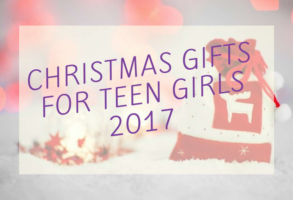 26 best christmas gift ideas for teen girls 2017 cute Best christmas gifts for 2017