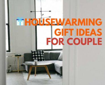 Housewarming Gift Ideas For Couple