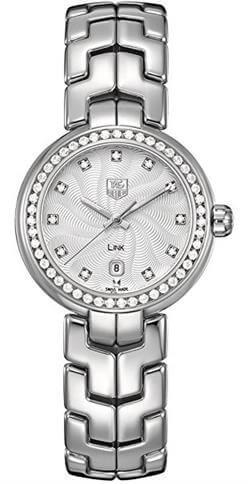 TAG Heuer Women Swiss Quartz Silver Watch