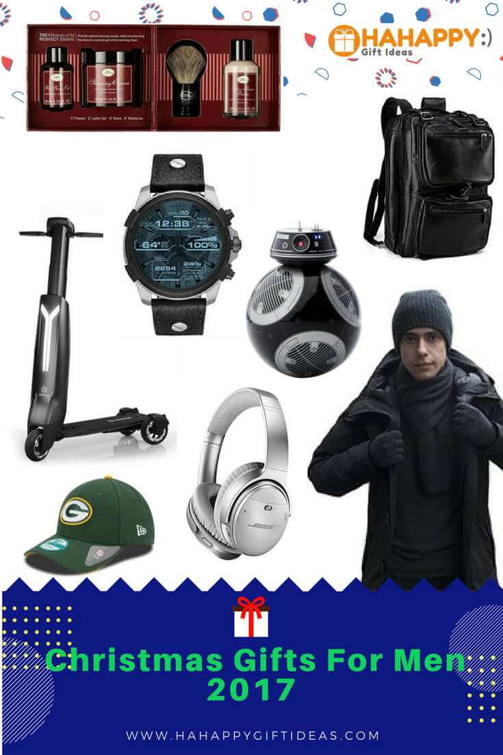 25 Unique Christmas Gift Ideas For Men 2017 Useful