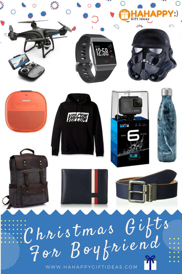 Christmas Gift Ideas For Your Boyfriend.26 Christmas Gift Ideas For Boyfriend That He Ll Actually