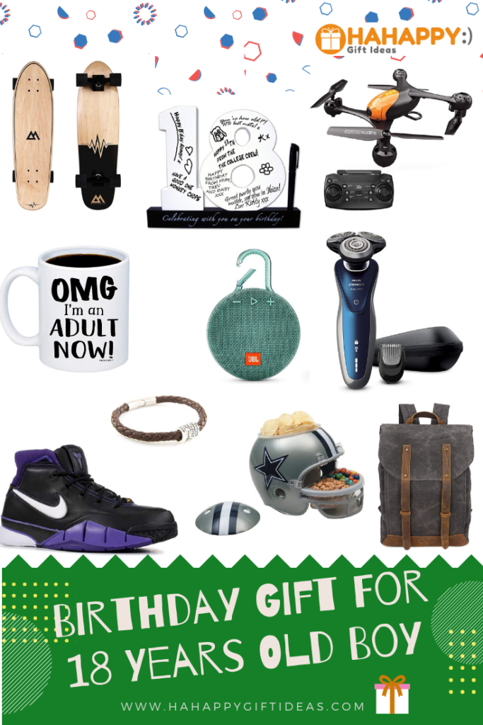 Christmas Gifts For 18 Year Old Boy.Cool Gifts For 18 Year Old Boy Gift Ideas