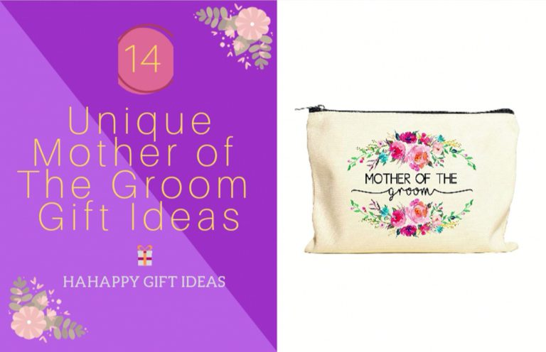 14 Unique Mother of The Groom Gift