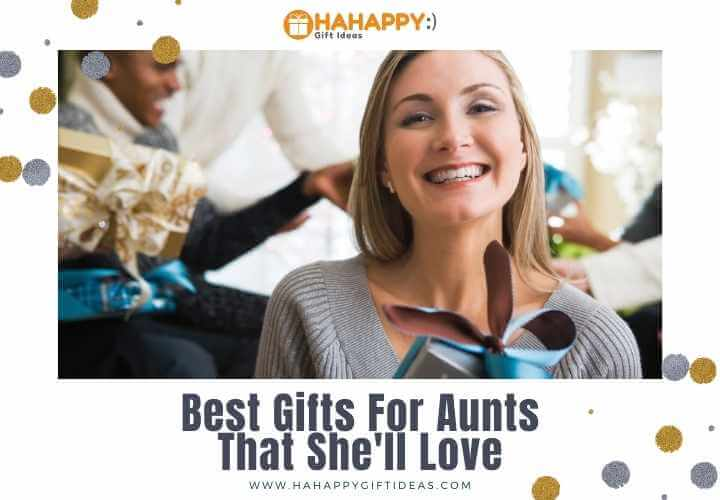 35 Best Gifts for Aunts That She'll Actually Love