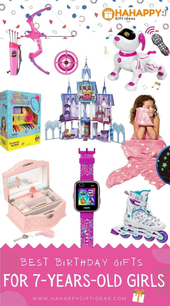 Best Gifts For A 7-Year-Old Girl