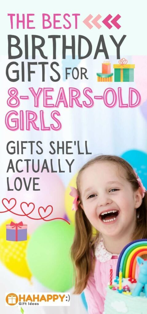 Best Gifts For An 8 Years Old Girl pin 1