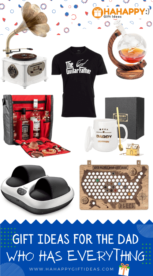 Useful Gifts For The Dad Who Has Everything 1 2