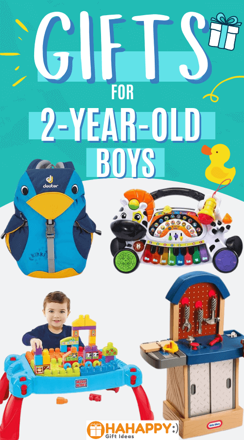 Best Gifts For A 2 Year Old Boy