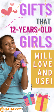 Gifts for 12-Year-Old Girls
