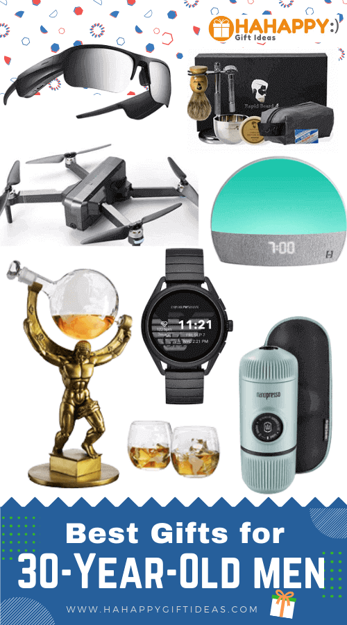 Gifts for 30-year-old men