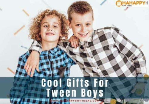 Gifts for Tween Boys - 34 Cool Gift Ideas For The Preteen Boys You Loved