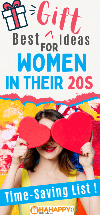 gifts for women in their 20s