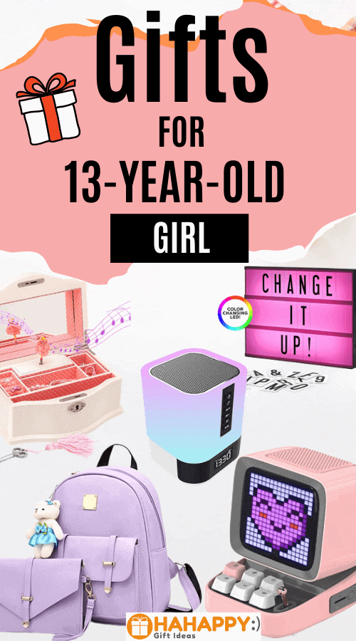 Gifts For 13 Year Old Girls pin 1