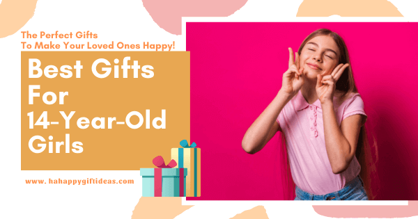 Gifts For 14-Year-Old Girls