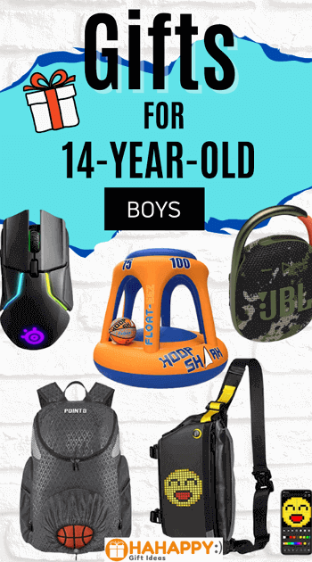 Gifts For 14-year-old boys feat