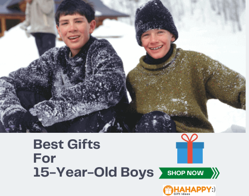 Gifts For 15-Year-Old Boys (Cool and Fun Gifts That He Actually Wants)