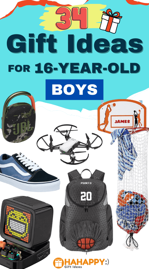 Gifts for 16-Year-Old Boys