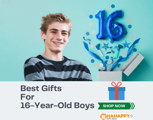 The Best Gifts for 16-Year-Old Boys (Time-Saving List For You!)