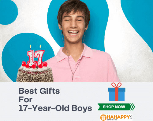 32+ Hottest Gifts For 17-Year-Old Boys (A Cool List of The Best Presents On The Internet)