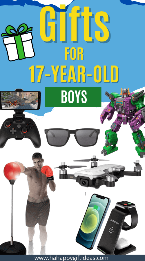 Best Gifts For 17-Year-Old Boys