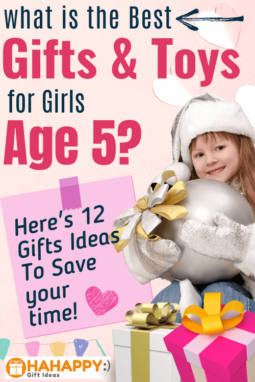 Best Gifts For 5-Year-Old Girls