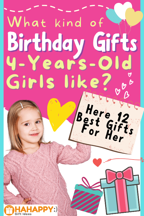 Best Gifts For a 4-Year-Old Girl
