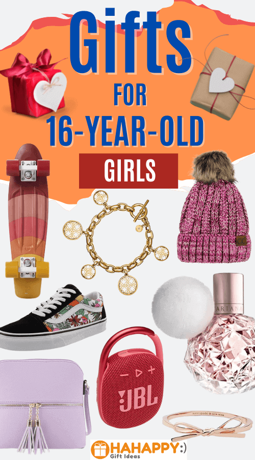 Gifts for 16-Year-Old Girls