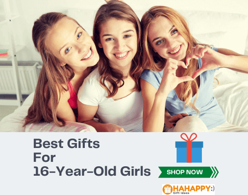 Gifts for 16-Year-Old Girls (Time-Saving List For You)