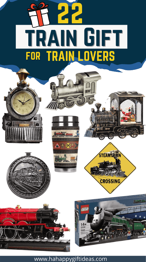 Gifts For Train Enthusiasts